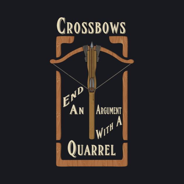 D&D Tee Crossbows