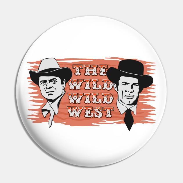The Wild Wild West TV Series colour