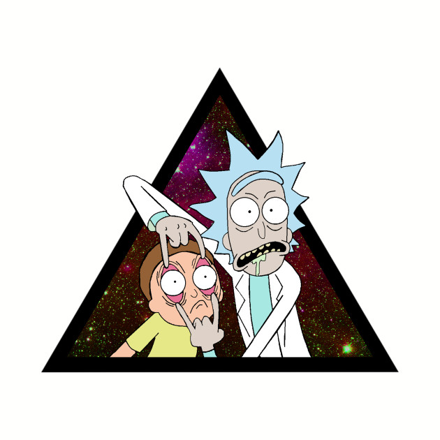 Rick and Morty Trippin 2.