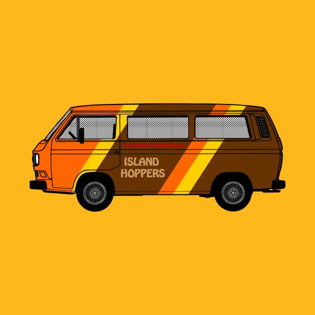 Island Hoppers Vanagon (Van Only)