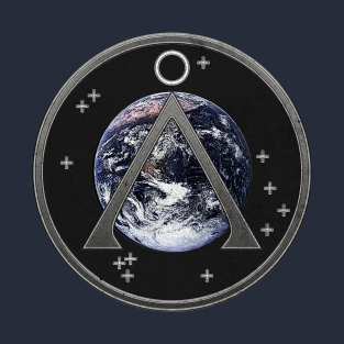 Stargate SG-1 Project Earth Patch t-shirts