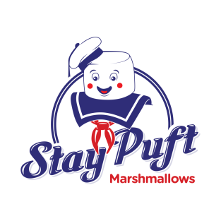 Stay Puft Marshmallows t-shirts