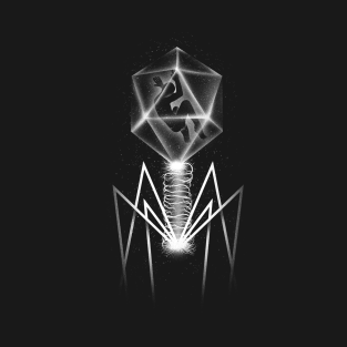 Bacteriophage t-shirts