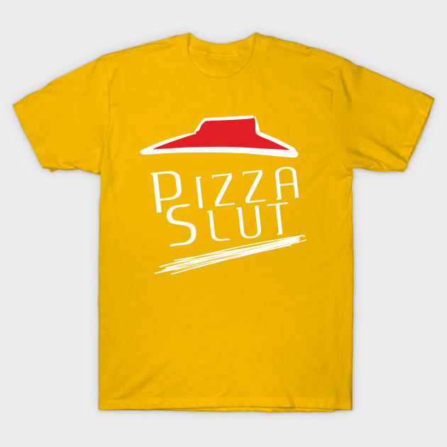 8206dfeee52a Funny Pizza Girls Delivery Shirt Pizza Slut Adult Humor Tee For Women  T-Shirt