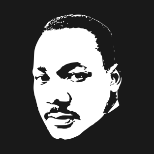 Martin Luther King Jr Caricature
