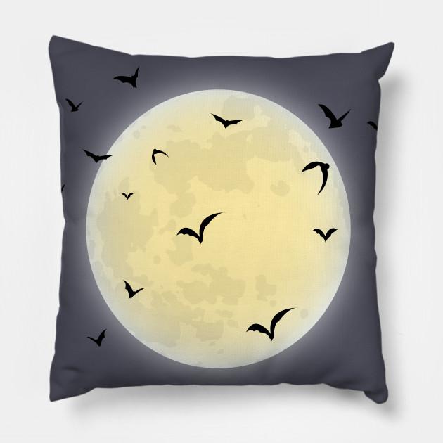 Halloween bats Halloween vibes full moon