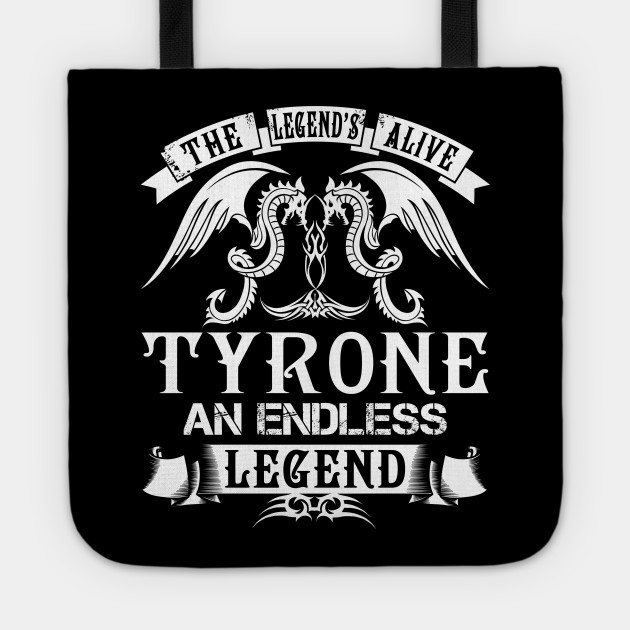 The Legend is Alive TYRONE an Endless Legend