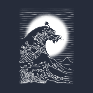 Water Bending T Shirt