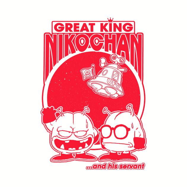 Evil King Nikochan