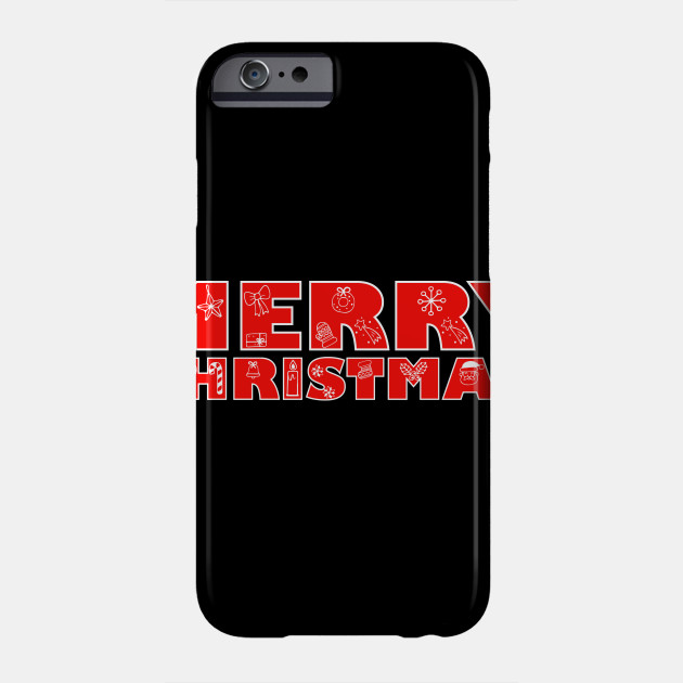 Merry Christmas best gift tshirt- best Christmas shirt Phone Case