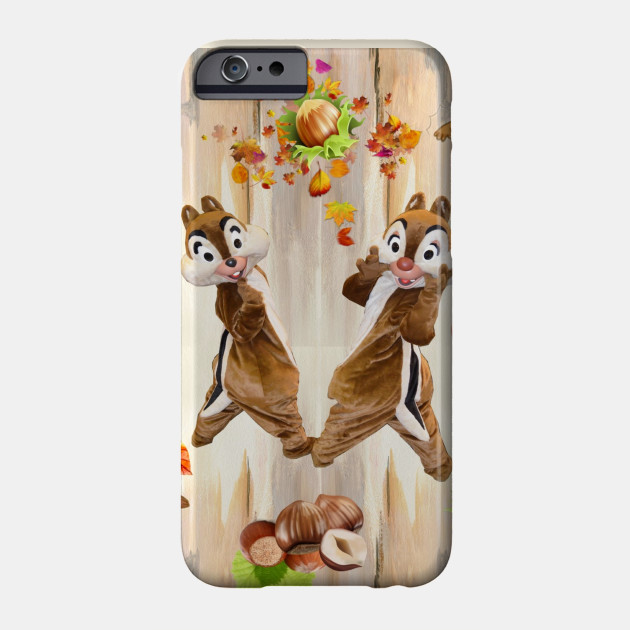 Chip And Dale Chip And Dale Phone Case Teepublic