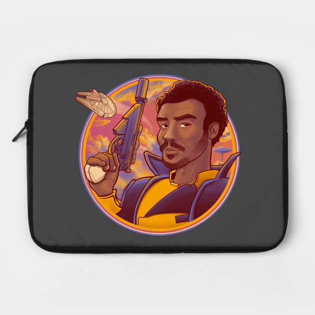 Lando - Suave Smuggler & Coolest Guy in the Galaxy