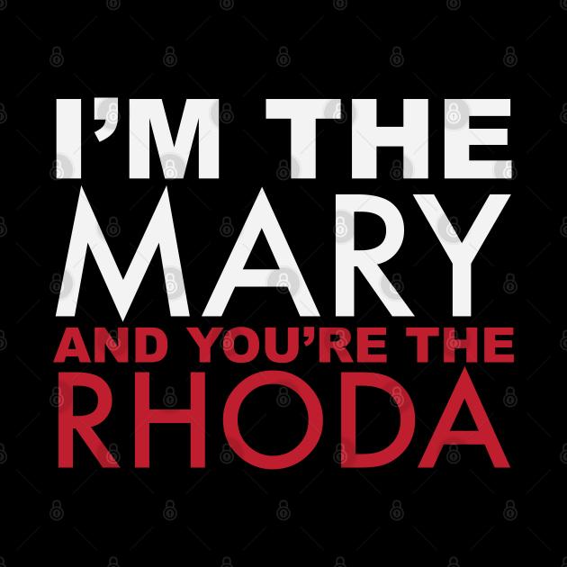 I'm the MARY!