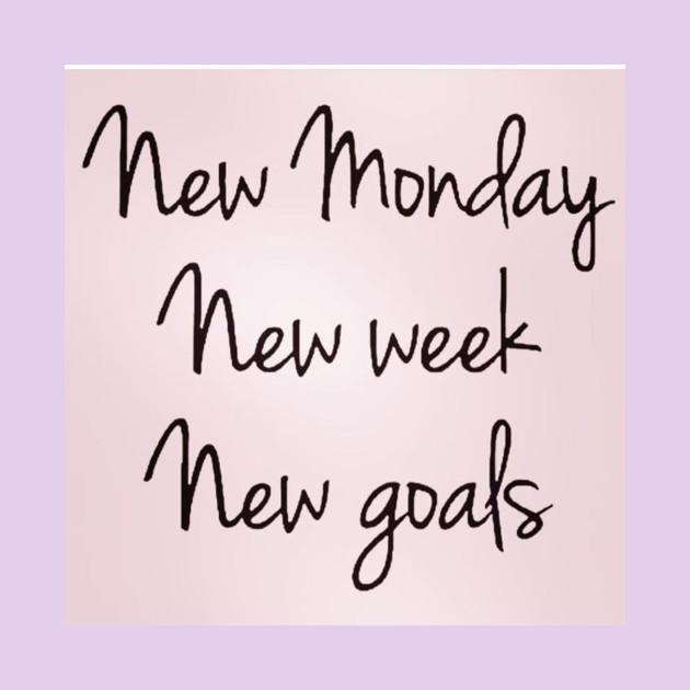 new goals