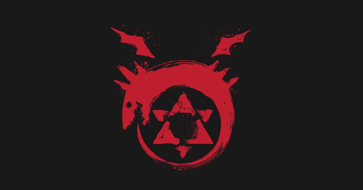Fullmetal Alchemist T Shirts Teepublic