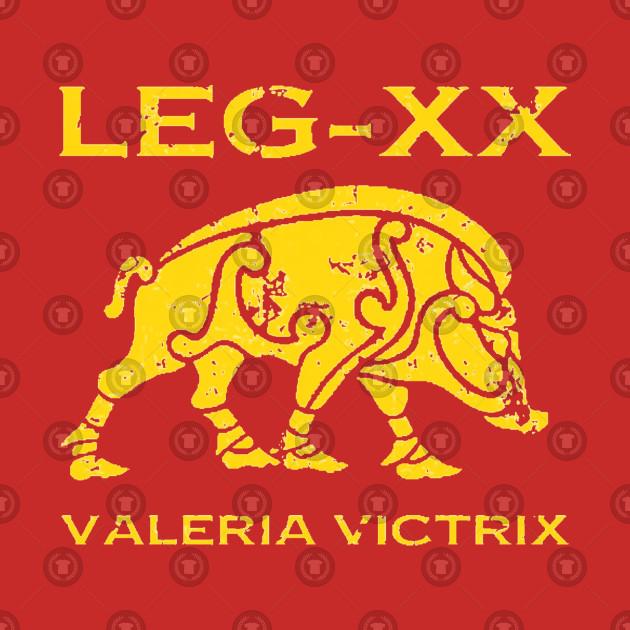 Legio XX Valeria Victrix