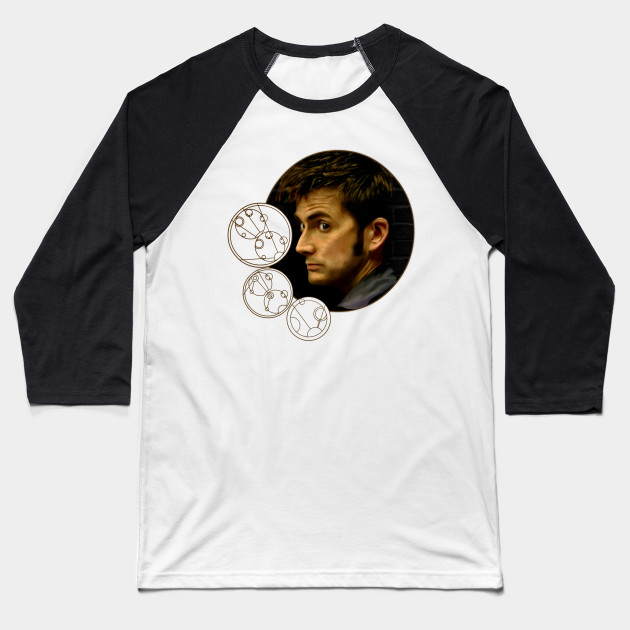 Tenth Doctor with Gallifreyan