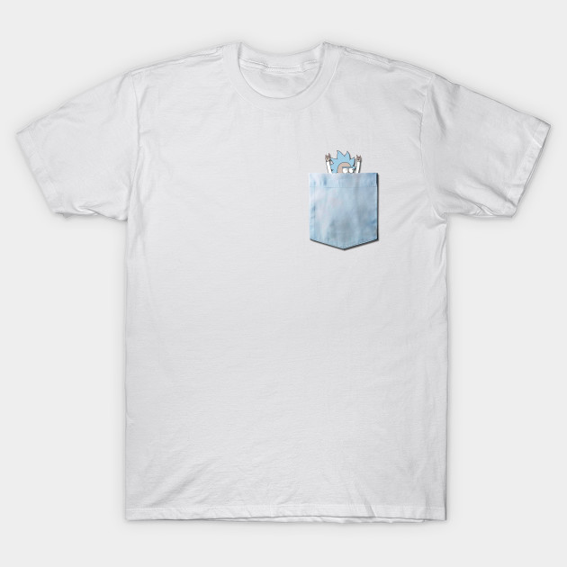Tiny Rick T-Shirt-TOZ