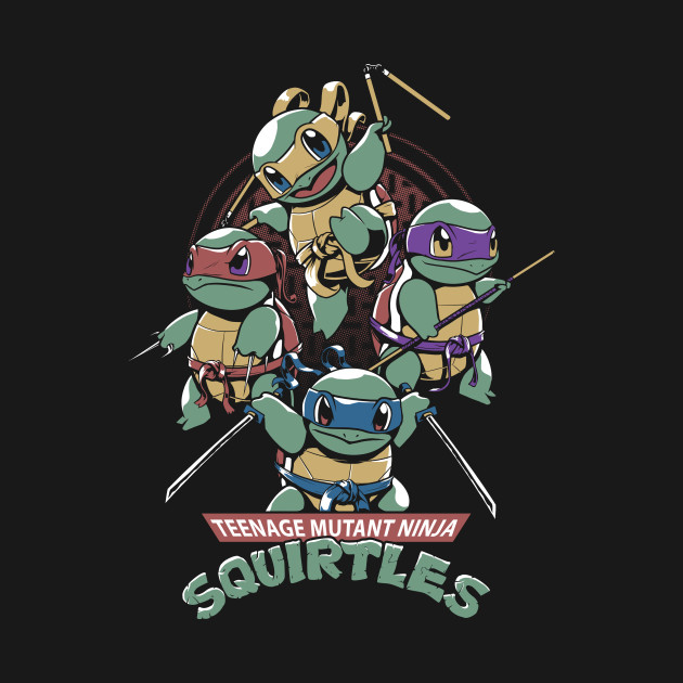 Squirtles