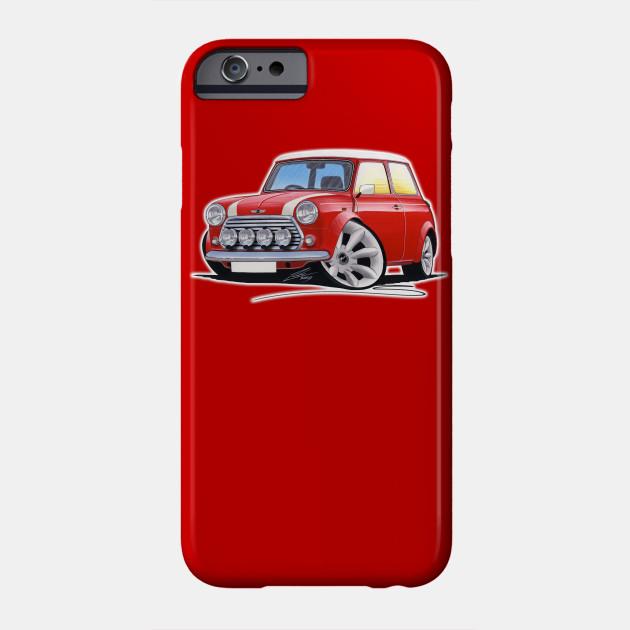 best cheap 56704 362c8 Rover Mini Cooper Sport Red