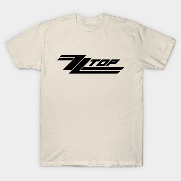 ZZ Top Since 1969 Tres Ombres Adult T Shirt Rock Music