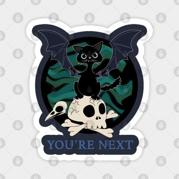Bat Cat Cuteness