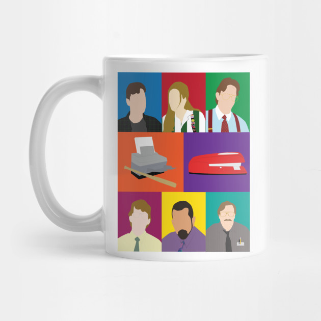 Office Space Office Space Mug Teepublic