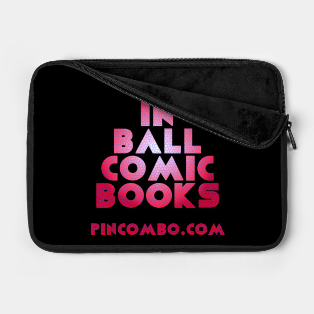 Pinball Comic Books PINCOMBO.com