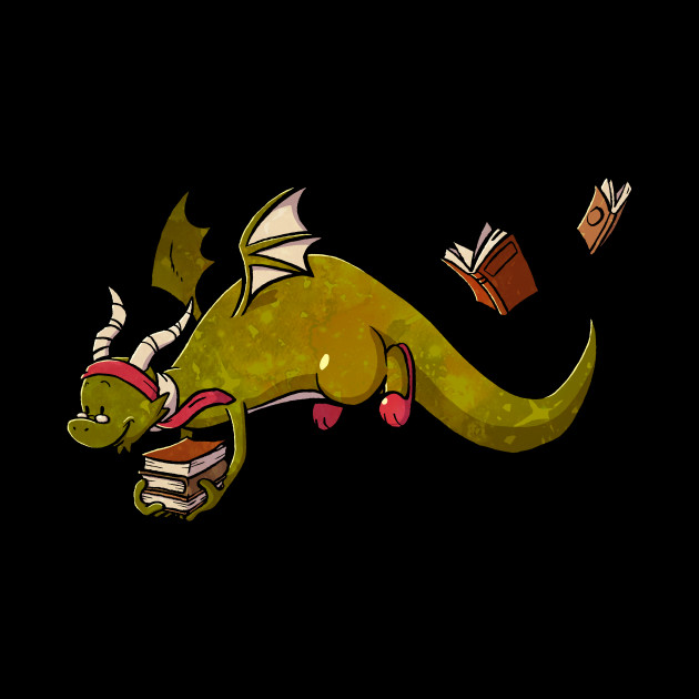 Book dragon 2
