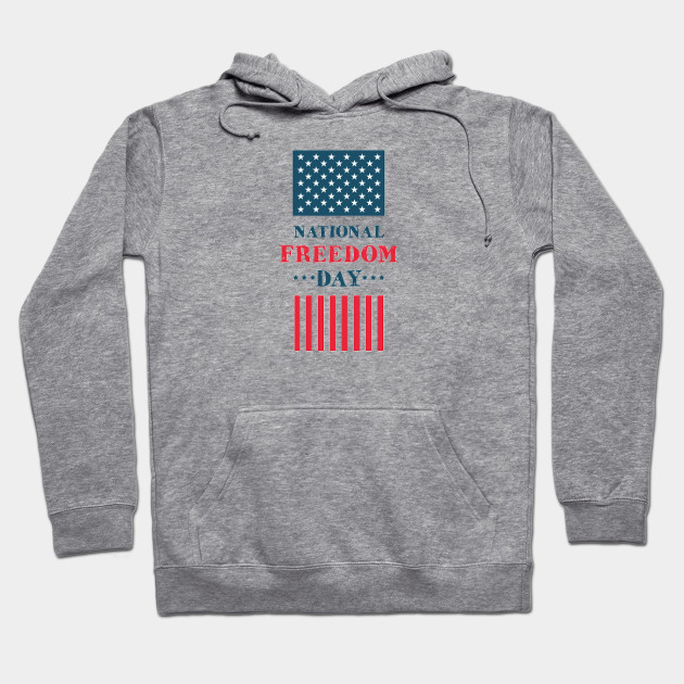 National freedom day 2020 Hoodie