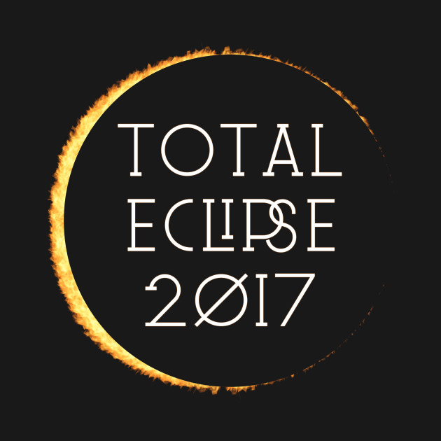 Total Solar Eclipse Shirt