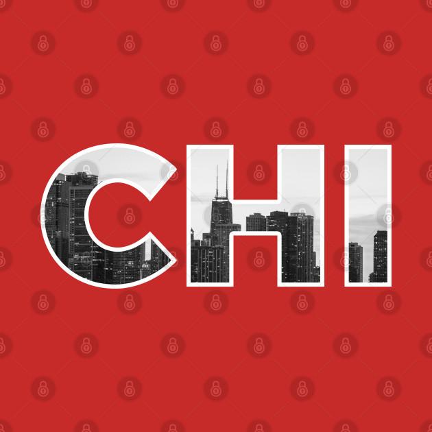 Chicago Bulls CHI Skyline