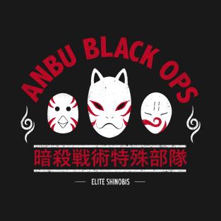 Elite Shinobis t-shirts