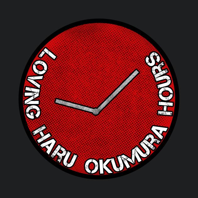 Loving Haru Okumura Hours