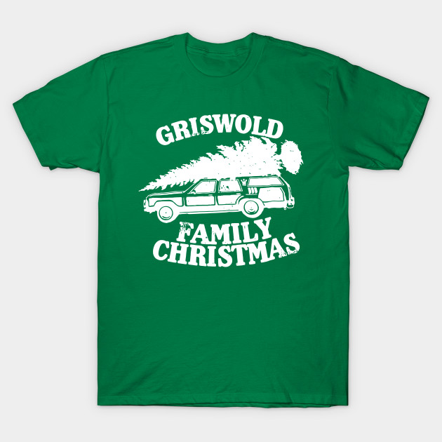 Griswold Family Christmas - Griswold Family Christmas - T-Shirt ...