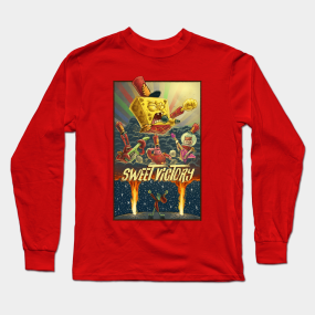 f9d073bca SpongeBob Long Sleeve T-Shirts, Home Goods, and Plus Size Apparel |  TeePublic
