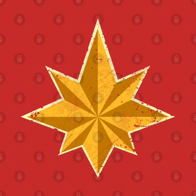 Captain's Star (Aged)