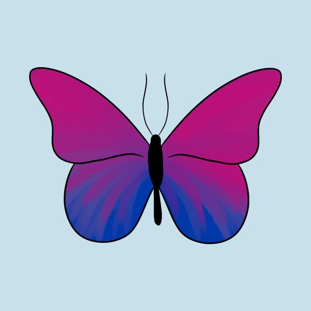 bisexual pride symbol