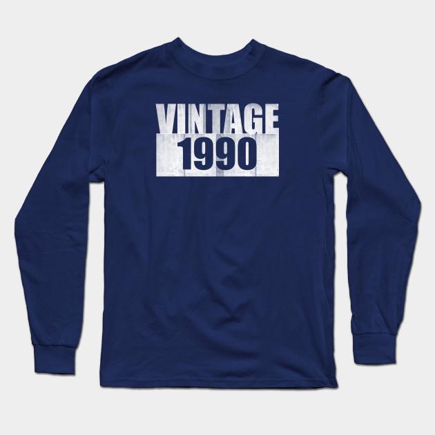 29th Birthday Shirt Vintage Shirt 1990 Birthday Shirt