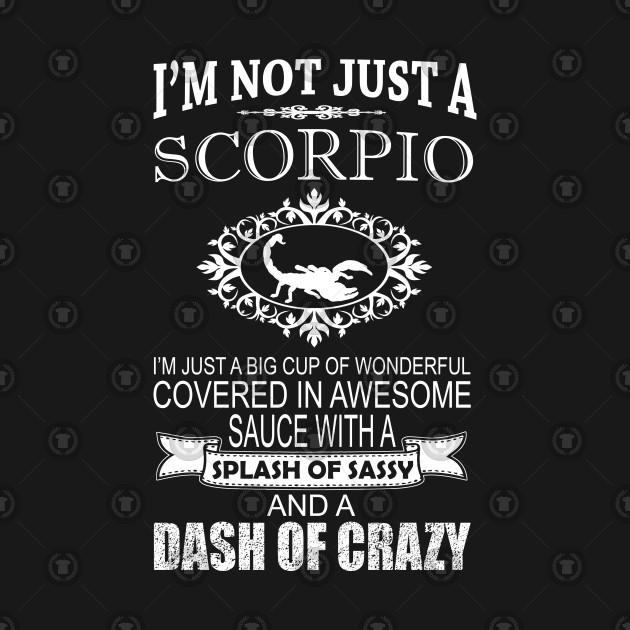 Scorpio - Birthday Horoscope Zodiac Sign