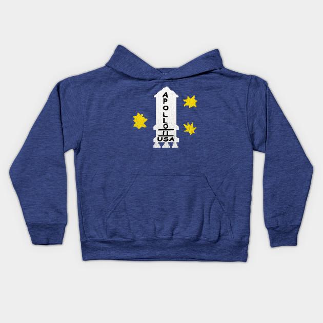 Dannys Apollo 11 Sweater The Shining Kids Hoodie Teepublic