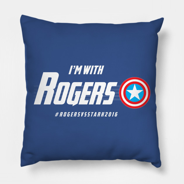 I'm with: ROGERS