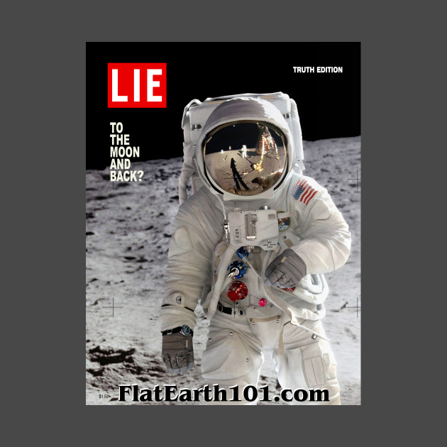The Moon Landing Was A LIE!