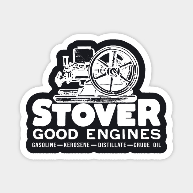 Stover Hit And Miss Gas Farm Engine Good Engines Hanes Tagless Tee Farm