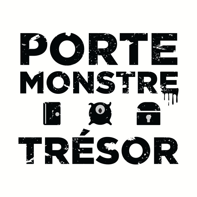 Porte - Monstre - Trésor