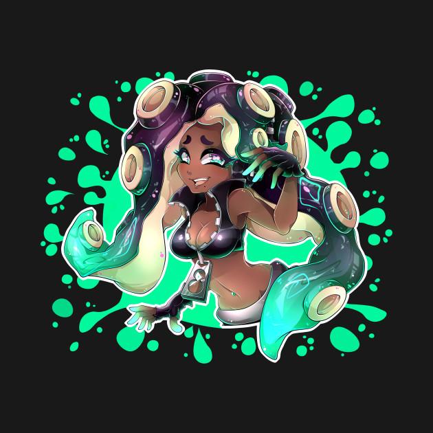 Marina - Splatoon 2 - Off the Hook