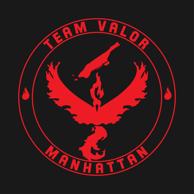 Team Valor Manhattan