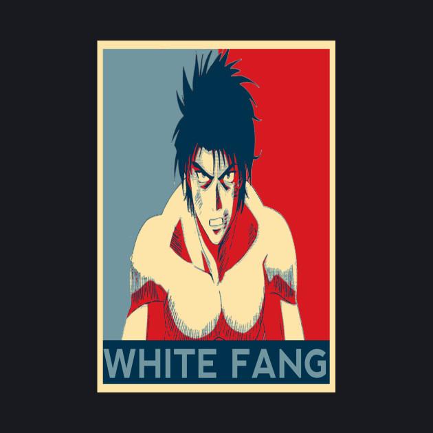 Hajime no Ippo Vorg white Fang