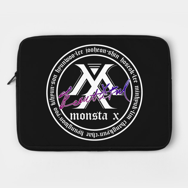 Monsta X Beautiful World Tour Gradient & Birth Name V3
