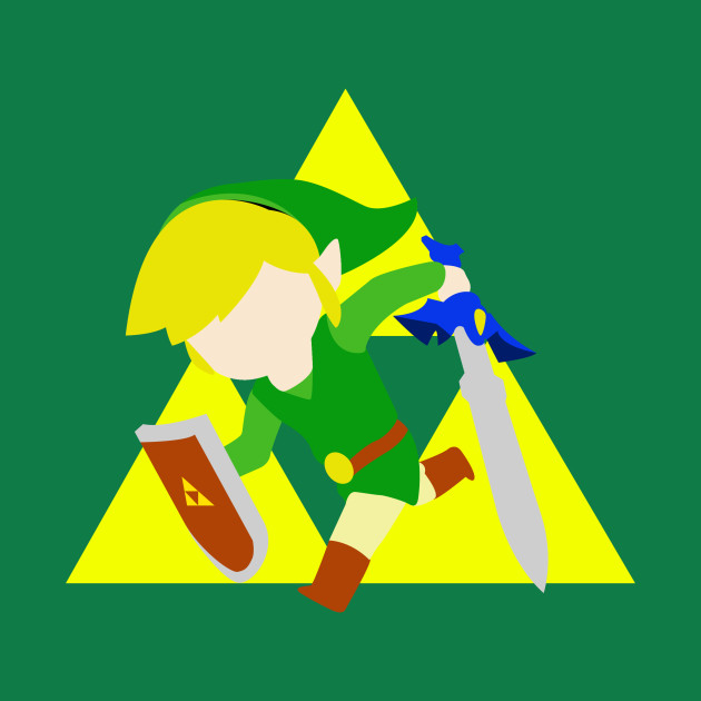 Super Smash Bros Toon link